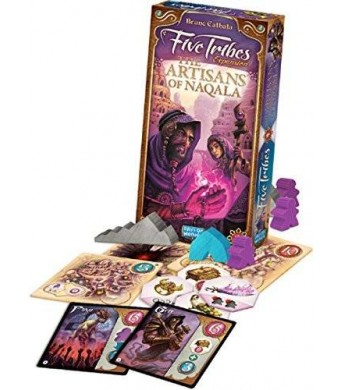 Days of Wonder The Artisans of Naqala: Five Tribes Expansion - Card Game