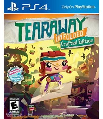 Sony Tearaway Unfolded - PlayStation 4