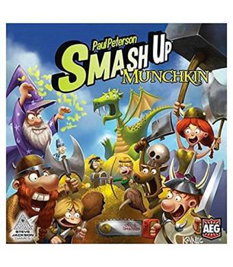 AEG Smash Up Munchkin Card Game