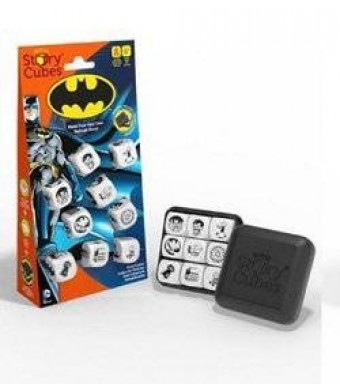 Ceaco Rory's Story Cubes - Batman Action Game