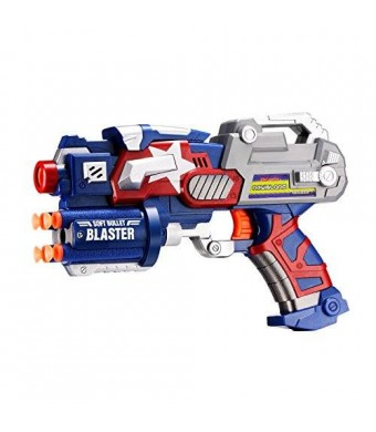 Newisland Toy Guns Foam Darts Gun Big League Blaster Gun