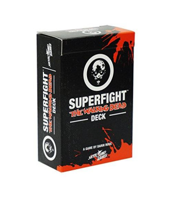 SUPERFIGHT: The Walking Dead Deck