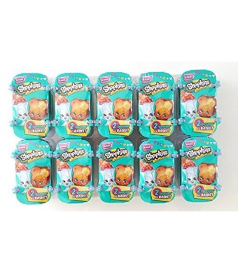 Moose Shopkins Shopping Basket Season 3: Case of 10