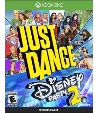 Ubisoft Just Dance Disney Party 2 - Xbox One Standard Edition