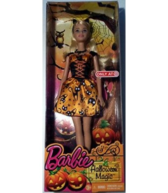 Mattel Barbie Halloween Magic Target 2015 Doll - Cat