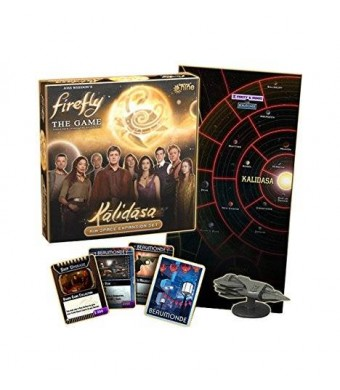 Gale Force 9 Firefly Board Game: Kalidasa Expansion Board Game