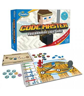 Think Fun Code Master Programming Logic Game