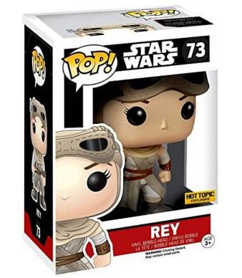 Funko Pop! Star Wars Episode 7 The Force Awakens Rey Exclusive