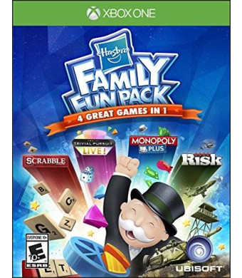 Ubisoft Hasbro Family Fun Pack - Xbox One Standard Edition
