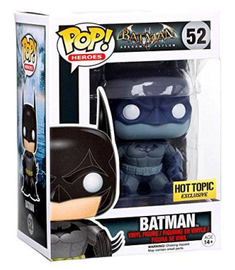 Pop! Funko POP Heroes: Arkham Asylum Batman Detective Mode Hot Topic Exclusive #52