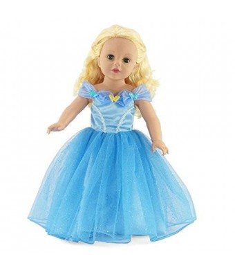 "Emily Rose Doll Clothes Fits 18"" American Girl Dolls 