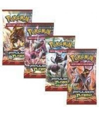 Pokmon Pokemon XY8 Breakthrough Sealed Booster Pack x 4