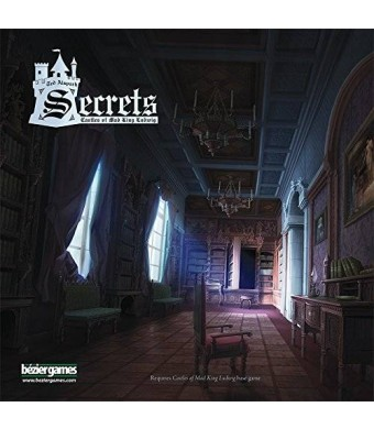 Bezier Games Castles of Mad King Ludwig: Secrets