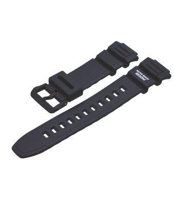 Genuine Casio Replacement Watch Strap 10302043 for Casio Watch AE-2000W-1AVH, WV-200A-1AVD + Other models