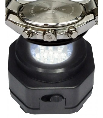 Timechant Solar Watch Charger! CoolFire Professional Charger for Casio, Citizen and Seiko solar watches ( CS