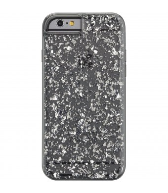 Case-Mate Cell Phone Case for iPhone 6/6s - Retail Packaging - Sterling, Silver, Smoke