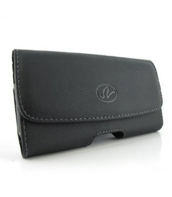 Auction4tech For Samsung Galaxy Core Prime SM-G3606 Horizontal Large Oversize Leather Case with Magnetic Closur