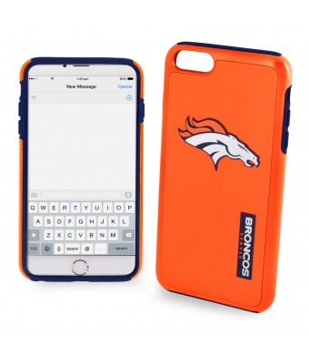 Forever Collectibles NFL Iphone 6/6S Two-Piece Tpu Dual Hybrid Case