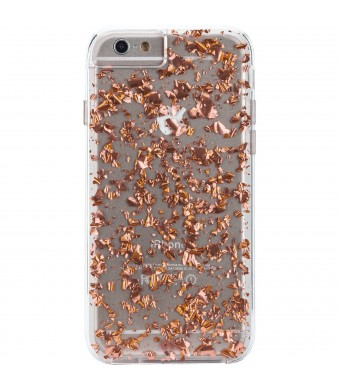 Case-Mate Cell Phone Carrying Case for iPhone 6 - Retail Packaging - Rose Gold