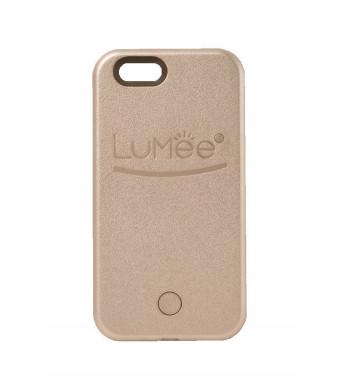 iPhone 6 Plus Lumee Illuminated Cell Phone Case - Rose Gold