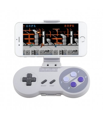 8Bitdo Xstander Clip Holder for SFC30 SNES30 - For Android Mobile Phones, Galaxy S3 S4 S5 S6 Note 2 3 4 and iPhone 4 4s 5 5s 6 (stander) XTANDER