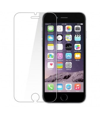 iPhone 6S Plus Screen Protector, TechZoo iPhone 6 6S Plus Glass Screen Protector [3D Touch Compati