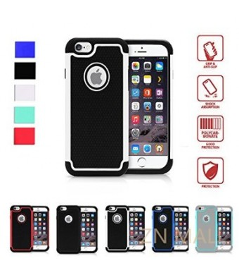 ZN MALL Iphone 6 Plus Case,Apple iphone 6s/6 Plus Case 5.5 Inch*HOT*[shockproof][Drop proof][Super Slim] C