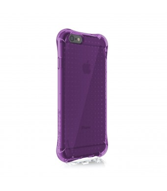 Ballistic Cell Phone Case for Apple iPhone 6/6S Plus - Retail Packaging - Royal Purple