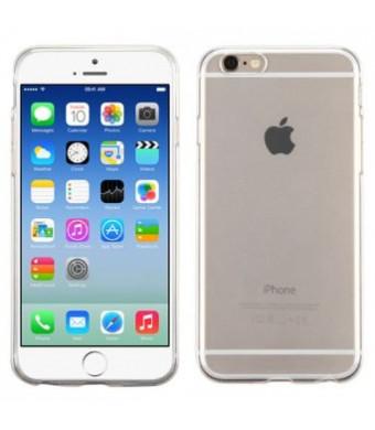bizi Technology iPhone 6s / 6 Transparent Clear TPU Skin Soft GEL Cover Case (4.7) (Crystal Clear)