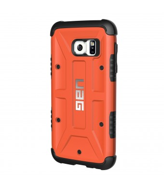 URBAN ARMOR GEAR Cell Phone Case for Samsung Galaxy S7, Rust