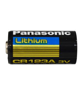 Panasonic Lithium CR123A 3V Battery Replaces DL-123 EL123 VL123A