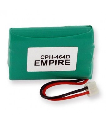 EMPIRE Radio Shack 23-894 Cordless Phone Battery 1X3AAA/D - 3.6 Volt, Ni-MH 700mAh - Replacement Battery