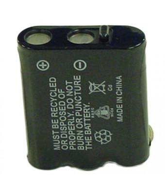 Dantona Panasonic KX-TG5100 Cordless Phone Battery Ni-CD, 3.6 Volt, 850 mAh - Ultra Hi-Capacity - Replacement Battery for PANASONIC P-P511