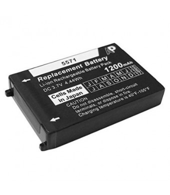 Artisan Power Motorola CLS1100, CLS1410, CLS1450CB, CLS1450CH: Replacement Battery. 1100 mAh.
