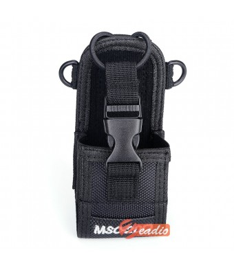 Zeadio ZNC-D Multi-function Pouch Case Holder for GPS Phone Two Way Radio [Lifetime Warranty] - Pack of 1