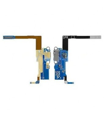 TheCoolCube USB Charging Port Microphone Flex Cable Replacement for Samsung Galaxy Note 3 N900P Sprint