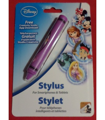 Disney Creativity Studio Stylus Crayon - Sofia the First