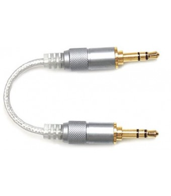 FiiO L16 Professional 3.5mm to 3.5mm Short Cable