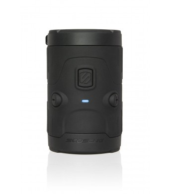 Scosche boomBOTTLE H2O Bluetooth Wireless Speaker Black