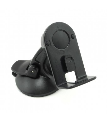 iSaddle CH-350 Car GPS Suction Cup Mount Holder for NAVMAN S30 S50 S55 S70 S80 S90i MIO Satnavs GPS Rigid Low Profile GelBase GripLock Dashboard Windshield Suction Car Holder Mount with Designated Bracket Cradle