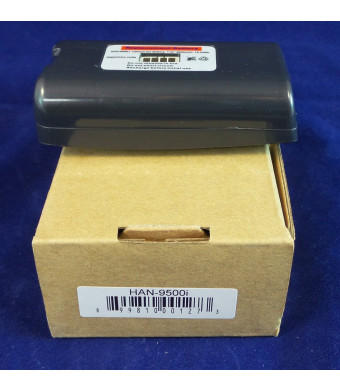 HHP Dolphin 9500 Series Replacement Battery - HAN-9500i / Compatible with OEM 20000591-01 / 2600mAh / 7.4V / HHP 7900 / 9500 / 9550 / 9900