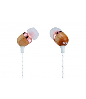 House of Marley EM-JE041-CP The House of Marley EM-JE041-CP Smile Jamaica In-Ear Headphones - Copper Copper