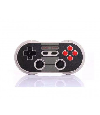Fantac Wireless Bluetooth Classic 8Bitdo NES30 Pro Game Controller for iOS and Android Gamepad - P
