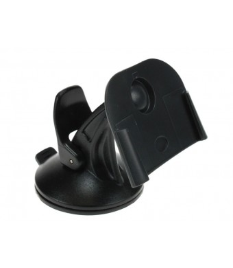 EKIND Car Windscreen Windshield Suction Cup Mount Holder Cradle for GPS TomTom (One V2 V3 2nd 3rd Edition) Black