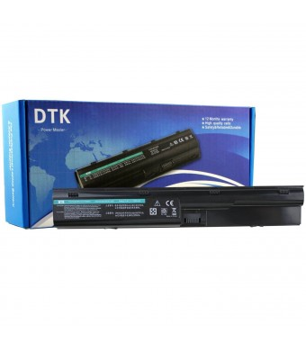 Dtk New Laptop Battery Replacement for Hp Probook 4330s 4331s 4430s 4431s 4435s 4530s 4535s 4536s 4440s 4441s 4446s 4540s 4545s Series [6-cell 10.8v 5200mah] Notebook Battery