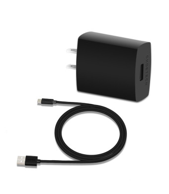 CHOETECH USB Type C Wall Charger - Black