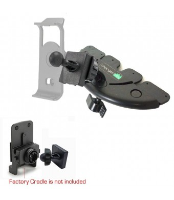 ChargerCity Blade CAR CD PLAYER Mount for All Magellan Roadmate GPS (Bracket Cradle is not included). Our Mount fits all 2011 to 2015 Roadmate 1xxx 2xxx 3xxx 5xxx 6xxx 9xxx LM MU T LMT LMB GPS Bracket Cradles