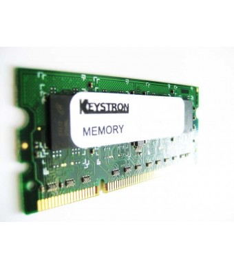Keystron CB423A 256MB DDR2 144-pin DIMM Printer Memory for HP LaserJet P2015 P2015d P2015dn P2015n P2015x