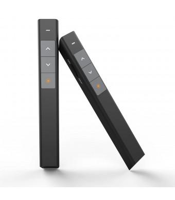 Wireless Presenter, Breett 2.4GHz Wireless Powerpoint Presentation Remote Control PPT Presentation Pen for Computer