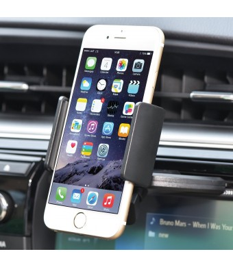 """Bestrix Universal CD Slot Smartphone Car Mount Holder for iPhone 6, 6S Plus 5S, 5C, 5, 4S, 4, Samsung Galaxy S2 S3 S4 S5 S6 S7 Edge/Plus Note 2 3 4 5 LG G2 G3 G4 G5 all smartphones up to 5.7"""""""